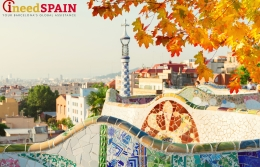 City authorities plan to save Park Güell from the crowds of tourists